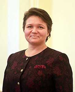 Бузмакова Марина Валерьевна