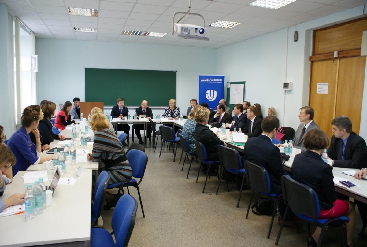 семинар «Финансовые системы России и Европы в глобальном контексте»