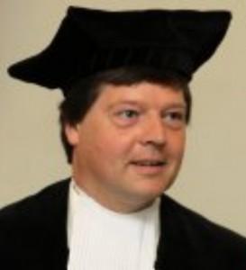профессор университета Радбауд Аллард ван Рейл