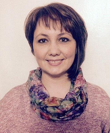 Перцева Любовь Николаевна