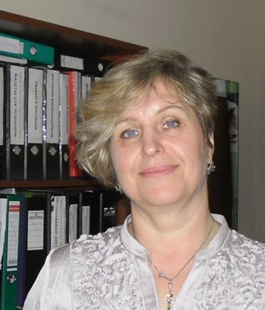 Ольга Владимировна Чкалова